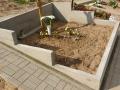 Pamato betonavimas šlaite