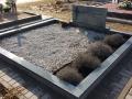 Pilko granito kapavietė