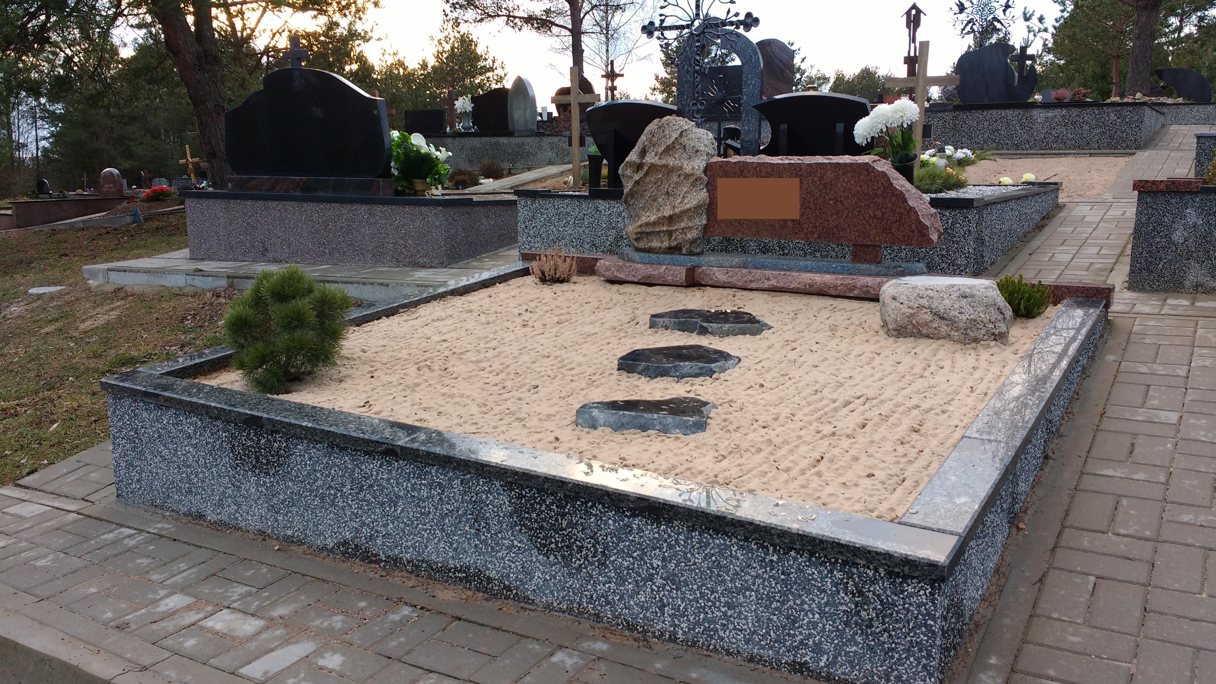 kapu tvarkymas